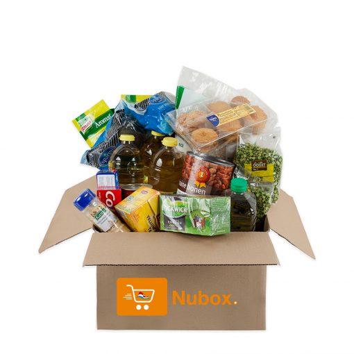 Nubox Levensmiddelen box 1
