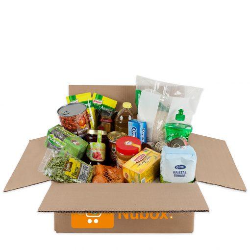 NUBOX Levensmiddelen box 2