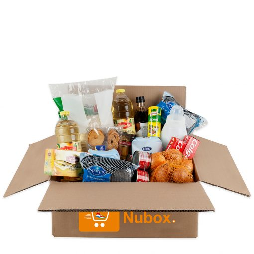 NUBOX Levensmiddelen box 3