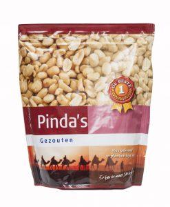 Zoute Pinda's