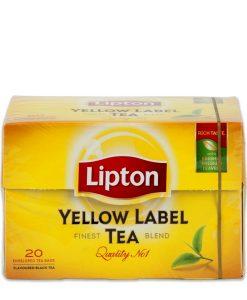 Lipton Thee Yellow Label
