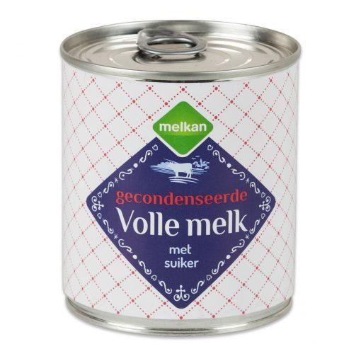 Gecondenseerde volle melk