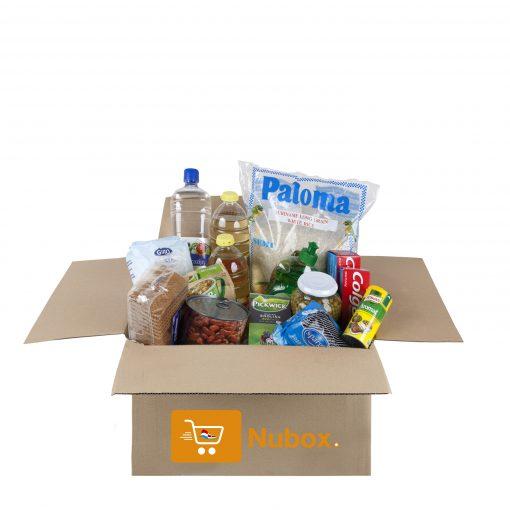 nubox.nl EuroBox levensmiddelen Suriname