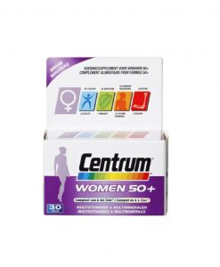 centrum women 50+ multivitaminen