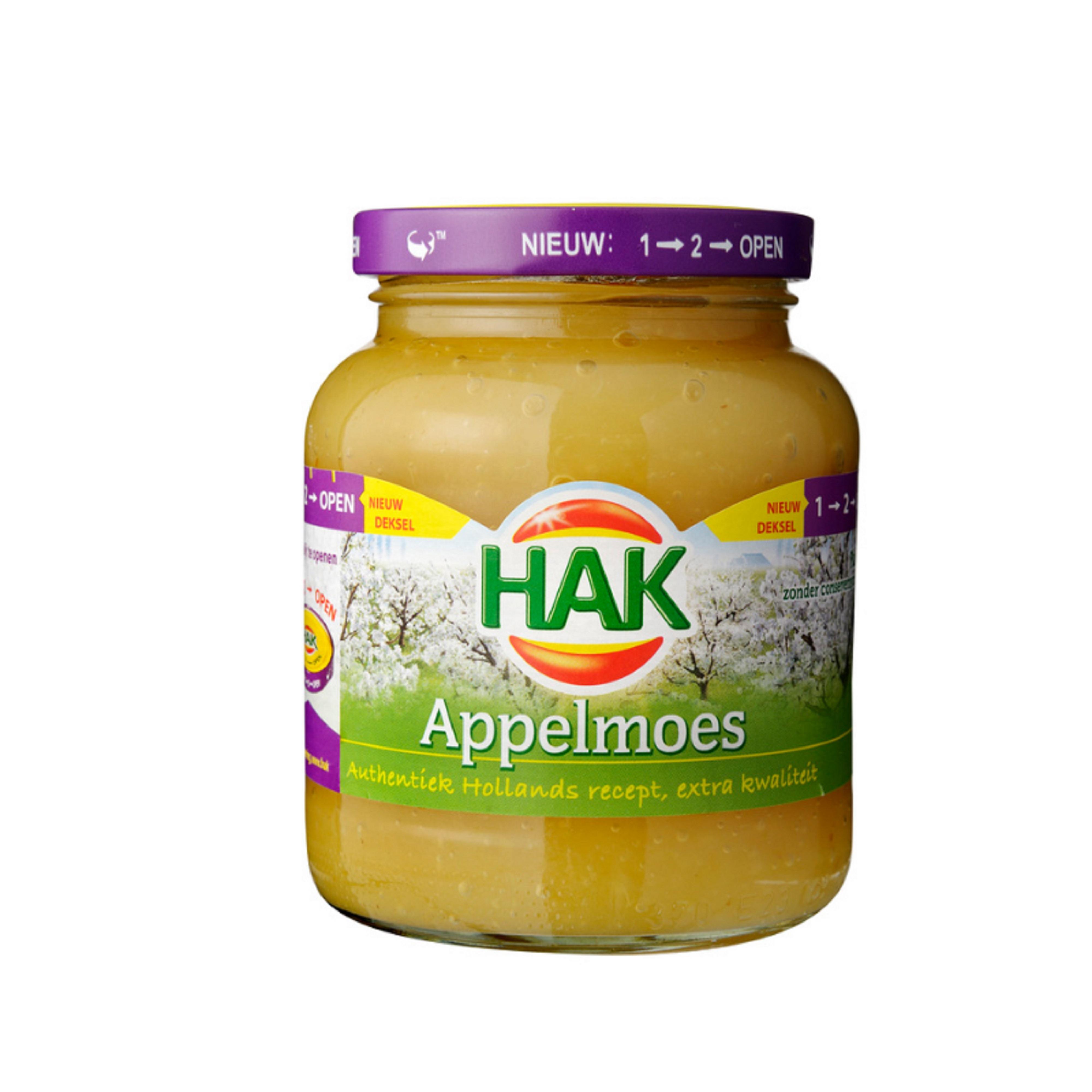 HAK Appelmoes