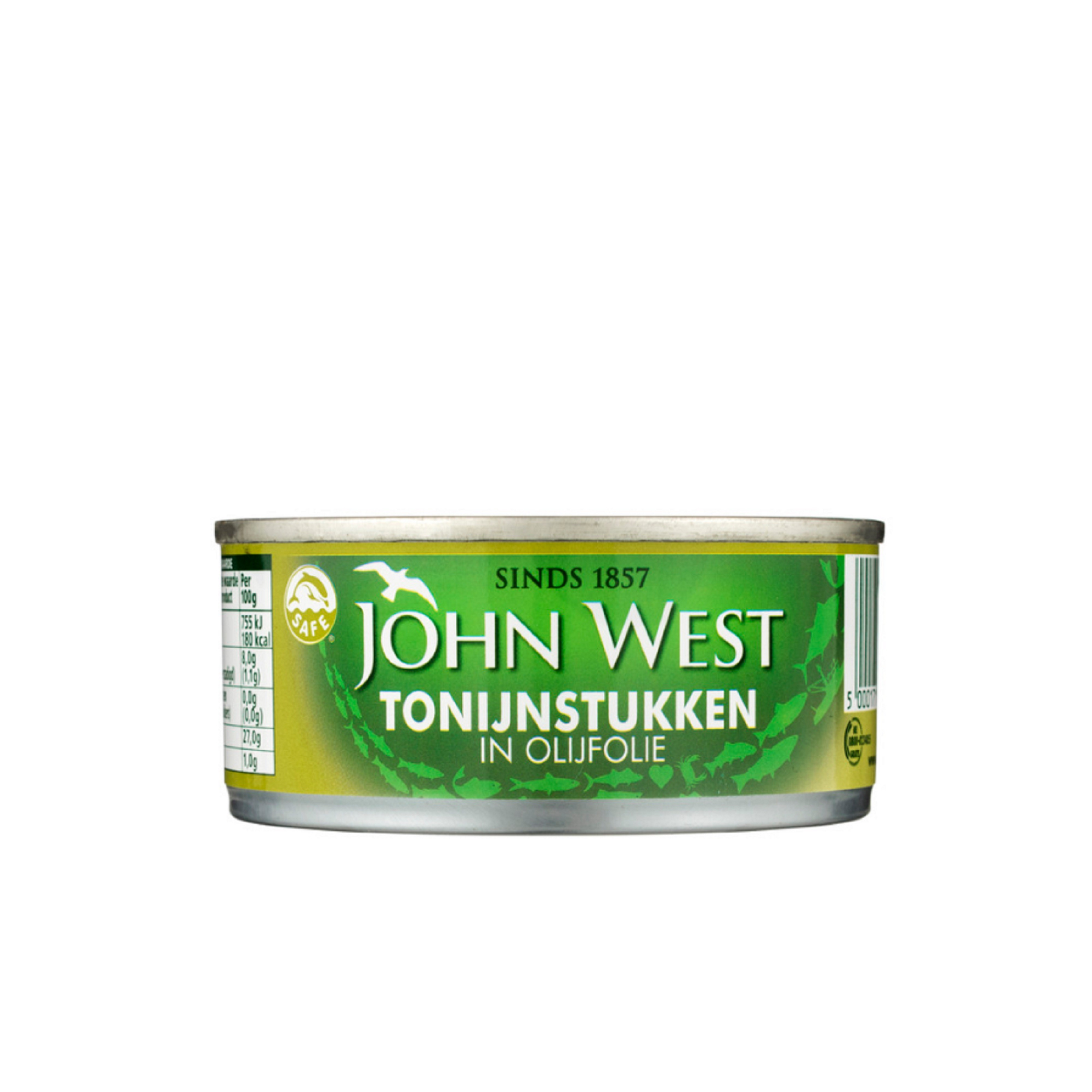 ohn West Tonijn in Olijf olie