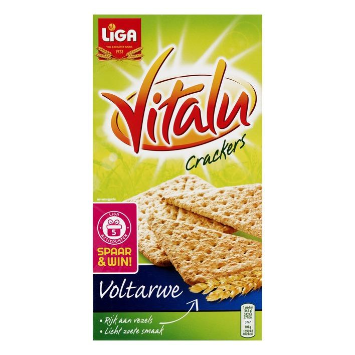 Lu Vitalu ontbijtcrackers
