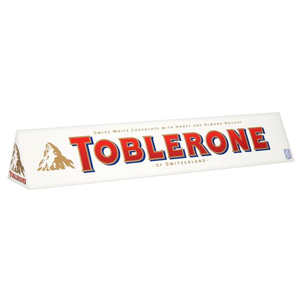 Toblerone Wit