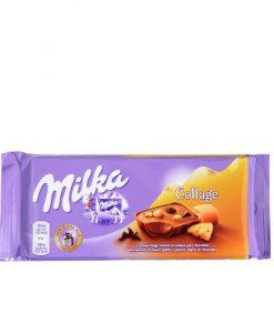 Milka Alpenmelkchocolade