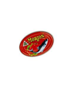 Morjon Tomaten Sardines Suriname Nubox.nl levensmiddelen bezorgen