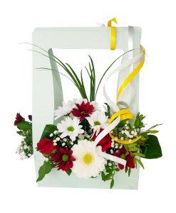 Moederdag bloemen boeket bezorgen Suriname