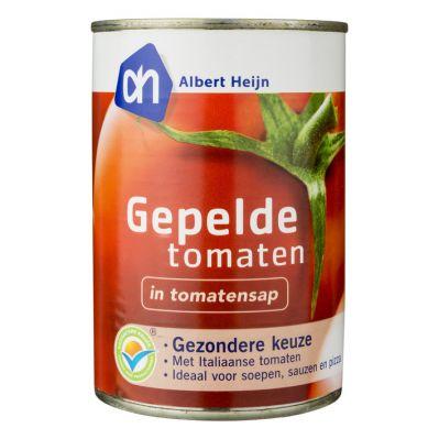 gepelde tomaten bezorgen in Suriname- nubox.nl