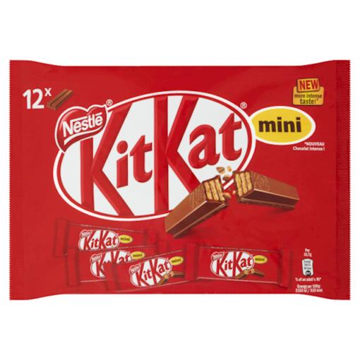 Kit Kat mini's