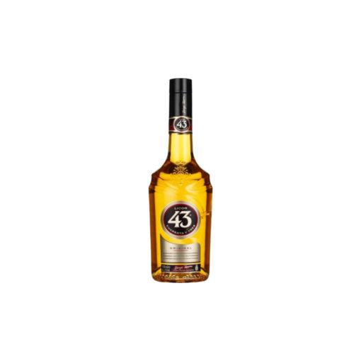 licor 43 cuarenta y tres Suriname Nubox